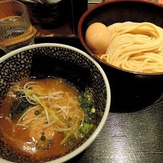 半熟味玉濃厚魚介つけ麺(麺屋 一燈 (いっとう))