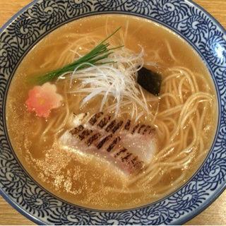 宇和島産真鯛の清湯ラーメン+贅沢丼(麺屋 一燈 (いっとう))