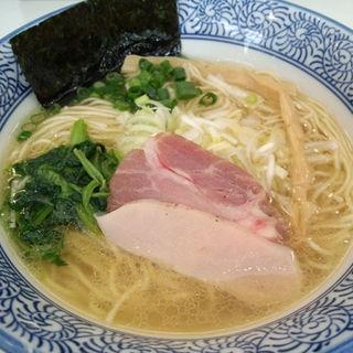 芳醇香味そば(塩)(麺屋 一燈 (いっとう))