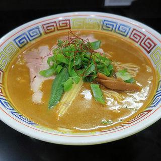 カレーラーメン (〆ご飯付き)(麺屋 丈六)