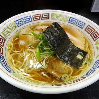 中華そば 東大阪高井田風(麺屋 丈六)