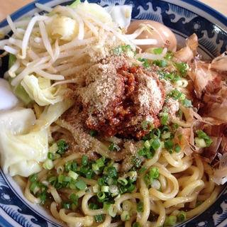 ハバネロ担々麺