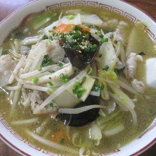 タンメン(麺屋 匠 )