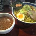 甘海老つけ麺(大盛)