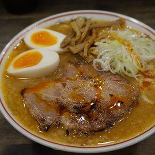 スパイシー鶏そば(麺屋 奏 (カナデ))
