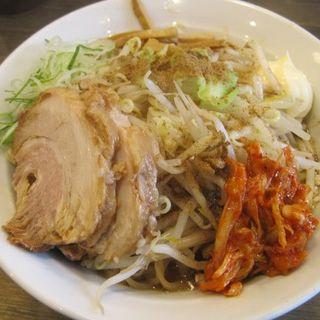 鶏まぜそば(麺屋 奏 (カナデ))