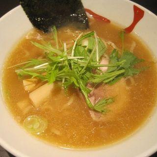 ラーメン(麺屋 悟六 )
