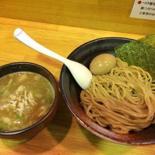 味玉つけ麺(麺屋 新三 )