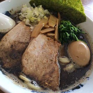 味玉マーユラーメン(麺屋 新三 )