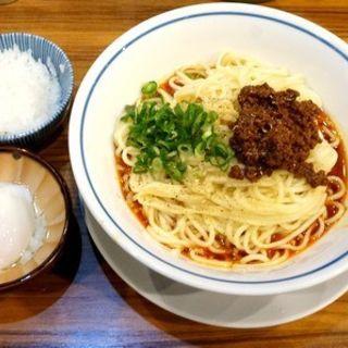汁なし担々麺(麺屋 楼蘭 (めんや ろうらん))
