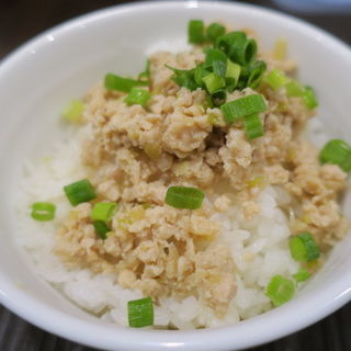 鶏そぼろごはん(麺屋 汁久 (シルク))