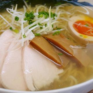 鶏そば(白)(麺屋 猪一)