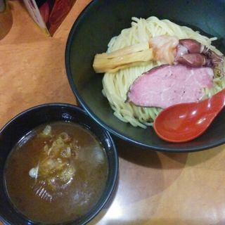 濃厚烏賊鶏白湯つけ麺(麺屋 翔 )