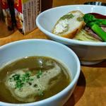 能登のセコガニつけ麺