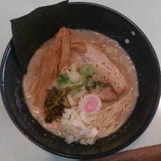 博多鶏白湯(麺屋 轍 (わだち))