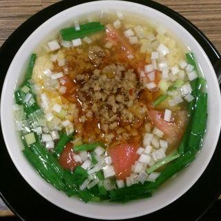 トマトと卵の台湾タンメン(期間限定)(麺屋さくら )