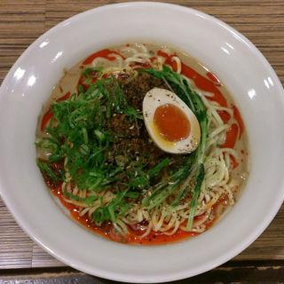 担担麺(汁なし)(麺屋さくら )