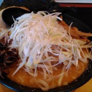 みそラーメン(麺屋サスケ)