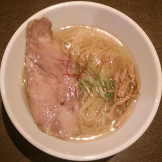 塩らーめん(麺屋すみか )