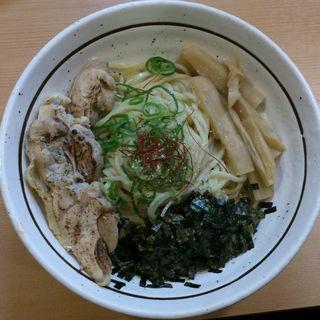 鶏塩油そば(麺屋はなび 緑店 )