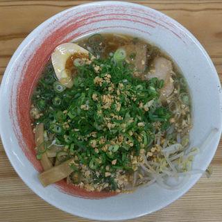 にんにくの風 超絶(麺屋マルチ 本店)