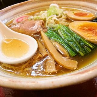 和塩らぁ麺(麺屋 むどう )