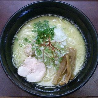 濃厚鶏白湯らーめん(麺屋壱の介 )