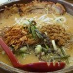 信州味噌炙りチャーシュー麺(2枚)