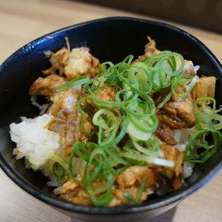 チャーシュー丼(麺屋虎龍 )