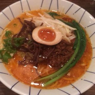 辛味噌担担麺(麺恋処 き楽 )