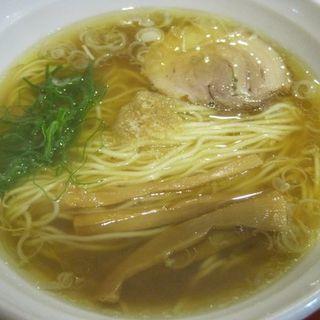 醤油ラーメン(麺王道 勝 )