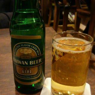 台湾ビール(麺線屋formosa (麺線屋フォルモサ))