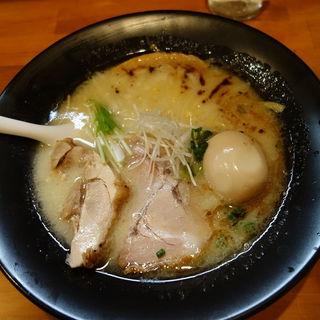 宗庵つけ麺(麺道我飯 (メンドウワガマンマ))