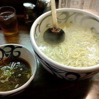 つけそば(麺鮮醤油房 周月 )