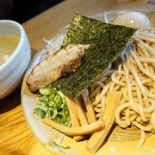 海鮮ポタージュつけ麺(麺龍 炎の杜 )