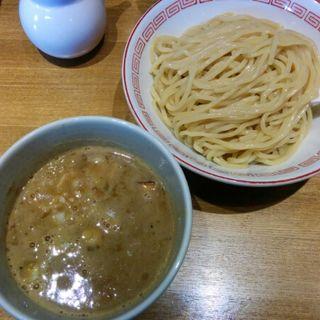 濃厚煮干しつけ麺(鼈 (スッポン))