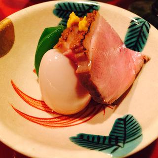 鴨のロースト(料理 澤)