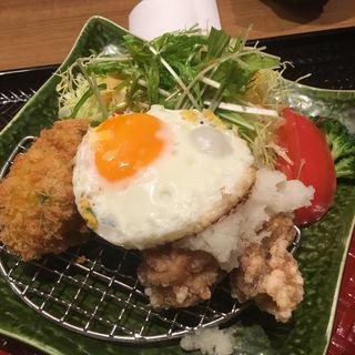 大戸屋ランチ(大戸屋 トレッサ横浜店 )