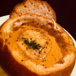Shrimp au Gratin Soup(ワンウェイ (ONE WAY))
