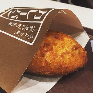 カレーパン(マルジュー 大山本店 (MARUJU CAFE))