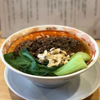 黄金の鰹出汁(担担麺 ジャパニーズ オリジナル タンタン (タンタンメン Japanese Original Tang-Tang))