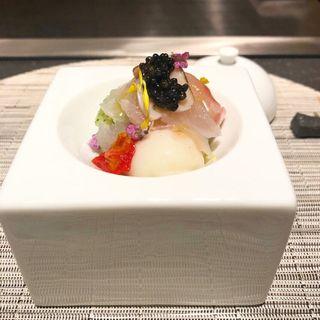 前菜(モーリヤ祇園)