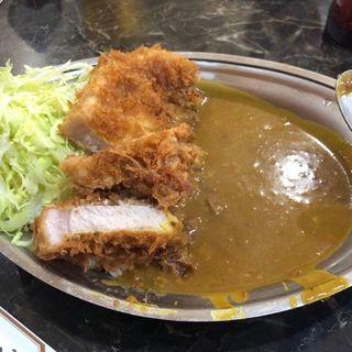 カツライス(キッチン 南海 高円寺店)