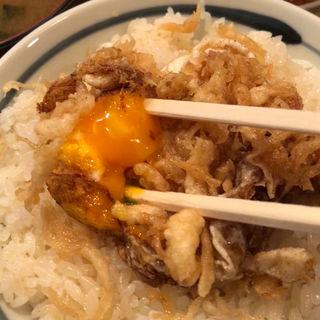玉子天丼(天すけ (てんすけ))