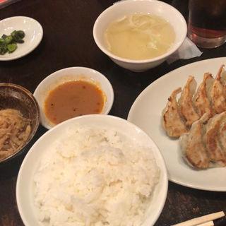 餃子定食(丸山餃子製作所 )