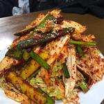 キムチ浅漬け(韓国伝統料理 松屋)