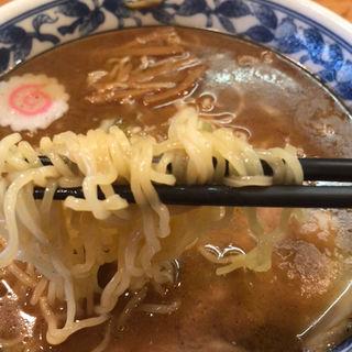 ラーメン (バランススープ)(必勝軒 (ひっしょうけん))