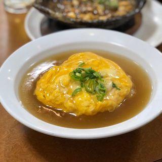 天津飯(開華亭 )
