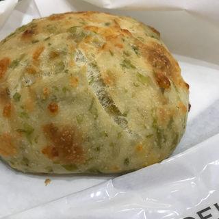 青のりのチャパタ(ディーンアンドデルーカ 恵比寿店 (DEAN&DELUCA))