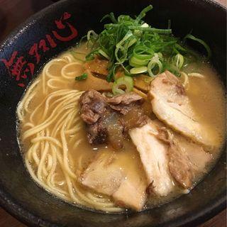 ラーメン(無双心 祇園店 )